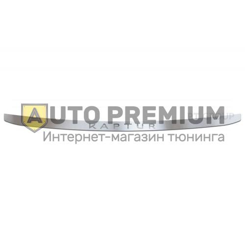 Накладка на задний бампер (НПС) Renault Kaptur с 2016