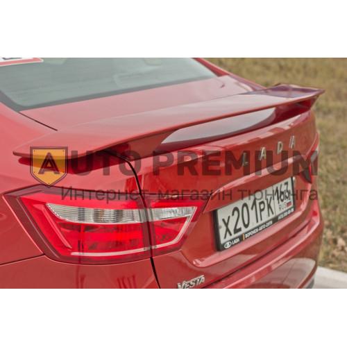 Спойлер Спорт Лада Веста   Sport LADA Vesta (в цвет автомобиля) Седан c 2016 г.в.